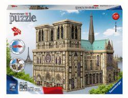 RAVENSBURGER -  NOTRE-DAME - PARIS (324 PIECES) -  3D PUZZLE