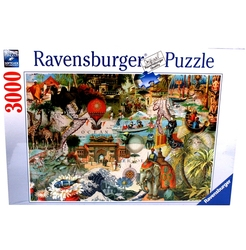 RAVENSBURGER -  OCEANIA (3000 PIECES)