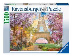 RAVENSBURGER -  PARIS ROMANCE (1500 PIECES)