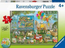 RAVENSBURGER -  PET FAIR FUN (35 PIECES) - 4+