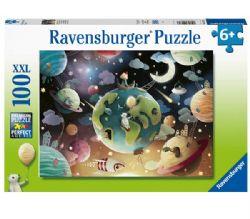 RAVENSBURGER -  PLANET PLAYGROUND (100 PIECES XXL) - 6+