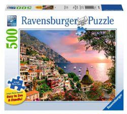 RAVENSBURGER -  POSITANO (500 PIECES)