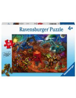 RAVENSBURGER -  SPACE CONSTRUCTION (60 PIECES) - 4+