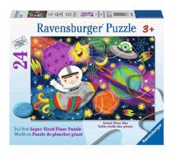 RAVENSBURGER -  SPACE ROCKET (24 PIECES XXL) - 3+