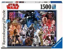 RAVENSBURGER -  STAR WARS UNIVERSE (1500 PIECES)