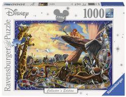 RAVENSBURGER -  THE LION KING (1000 PIECES)