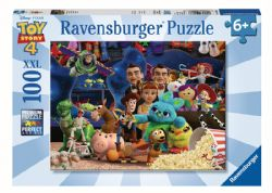 RAVENSBURGER -  TO THE RESCUE! (100 PIECES) -  TOY STORY 4