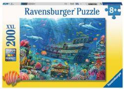 RAVENSBURGER -  UNDERWATER DISCOVERY (200 PIECES XXL) - 8+