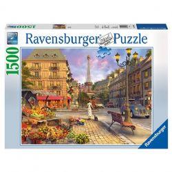 RAVENSBURGER -  VINTAGE PARIS (1500 PIECES)