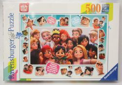 RAVENSBURGER -  WRECK IT RALPH 2 (500 PIECES)