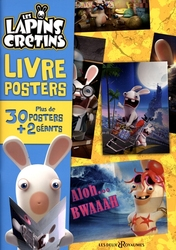 RAVING RABBIDS, THE -  LIVRE POSTERS