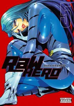 RAW HERO -  (ENGLISH V.) 05