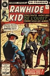 RAWHIDE KID -  ÉDITION 1976 48