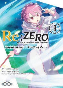 RE:ZERO -  (FRENCH V.) 8 -  TROISIÈME ARC: TRUTH OF ZERO 15