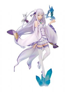 RE:ZERO -  STARTING LIFE IN ANOTHER WORLD: EMILIA 1/8 SCALE FIGURE