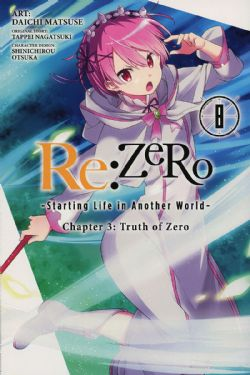 RE:ZERO, STARTING LIFE IN ANOTHER WORLD -  (ENGLISH V.) -  CHAPTER 3 : TRUTH OF ZERO 08