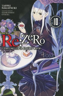 RE:ZERO -STARTING LIFE IN ANOTHER WORLD- -  -NOVEL- (ENGLISH V.) 10