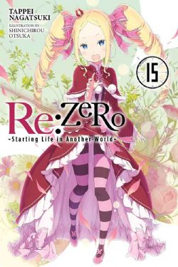 RE:ZERO -STARTING LIFE IN ANOTHER WORLD- -  -NOVEL- (ENGLISH V.) 15