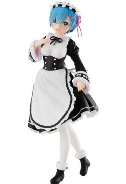 RE: ZERO - STARTING LIFE IN ANOTHER WORLD -  POP UP PARADE FIGURE -  REM
