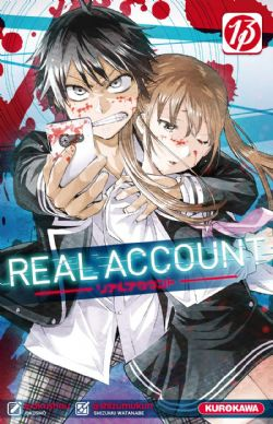 REAL ACCOUNT -  (FRENCH V.) 13