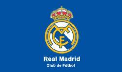 REAL MADRID -  3' X 5' HORIZONTAL FLAG