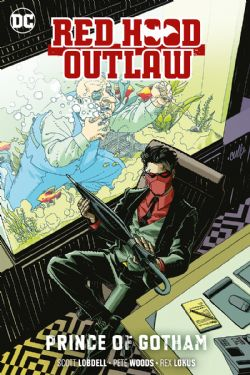 RED HOOD -  PRINCE OF GOTHAM TP -  RED HOOD: OUTLAW 02