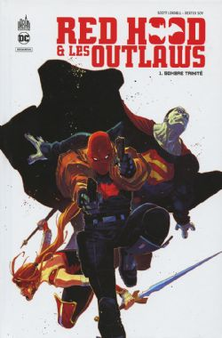 RED HOOD -  SOMBRE TRINITÉ -  RED HOOD & LES OUTLAWS 01