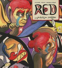 RED: UN MANGA HAÏDA