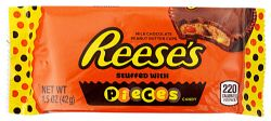 REESE'S -  STUFFED WITH PIECES CANDY