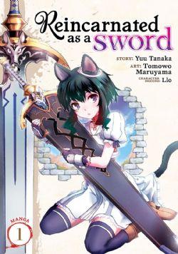 REINCARNATED AS A SWORD -  (ENGLISH V.) 01