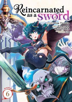 REINCARNATED AS A SWORD -  (ENGLISH V.) 06