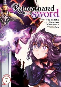 REINCARNATED AS A SWORD -  (ENGLISH V.) 07