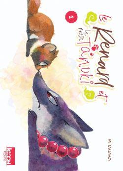 RENARD ET LE PETIT TANUKI, LE -  (FRENCH V.) 01