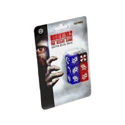 RESIDENT EVIL 2 -  EXTRA DICE PACK