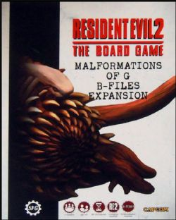 RESIDENT EVIL 2 -  MALFORMATIONS OF G B-FILES EXPANSION (ENGLISH)