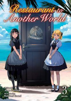 RESTAURANT TO ANOTHER WORLD -  -NOVEL- (ENGLISH V.) 03