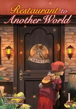 RESTAURANT TO ANOTHER WORLD -  LIGHT NOVEL (ENGLISH V.) 01