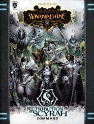 RETRIBUTION OF SCYRAH -  RETRIBUTION OF SCYRAH - COMMAND (SOFTCOVER) (ENGLISH) -  WARMACHINE