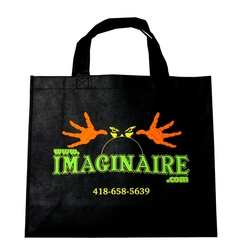 REUSABLE BAG FROM IMAGINAIRE.COM