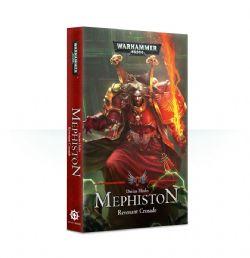 REVENANT CRUSADE - SOFT COVER (ENGLISH) -  MEPHISTON 2
