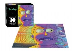 RICK AND MORTY -  PSYCHEDELIC JERRY (200 PIECES)