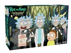 RICK AND MORTY -  RICK AND MORTY - DECKBUILDING GAME (ENGLISH)