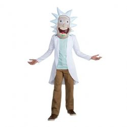 RICK AND MORTY -  RICK SANCHEZ COSTUME (TEEN)