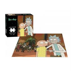 RICK AND MORTY -  RICKMANCING THE STONE (200 PIECES)