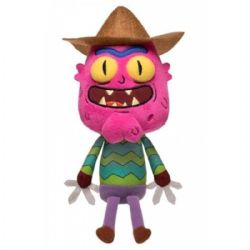 RICK AND MORTY -  SCARY TERRY PLUSH (9