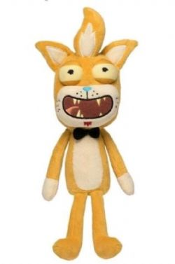 RICK AND MORTY -  SQUANCHY PLUSH (9