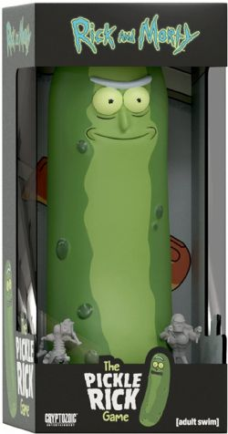 RICK AND MORTY: THE PICKLE RICK GAME (ENGLISH)