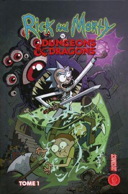 RICK & MORTY -  RICK & MORTY VS. DUNGEONS & DRAGONS 01