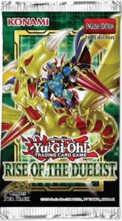 RISE OF THE DUELIST -  BOOSTER PACK (ENGLISH) (P9/B24/C12)