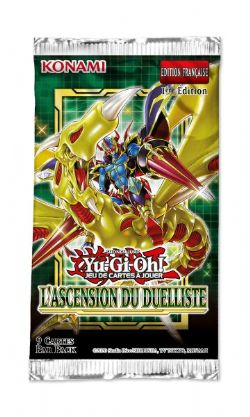 RISE OF THE DUELIST -  BOOSTER PACK (FRENCH) (P9/B24/C12)